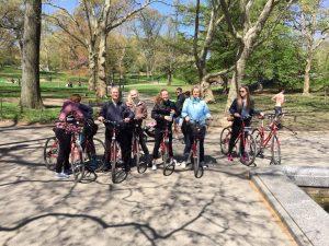 Florida mit Teenagern - Fahrradtour durch den Central Park