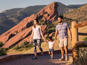 Denver mit Kindern: Red Rocks Park | Quelle: Visit Denver