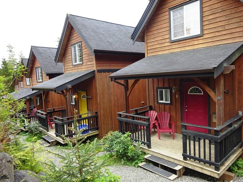 Komforthotel Ucluelet Cabin