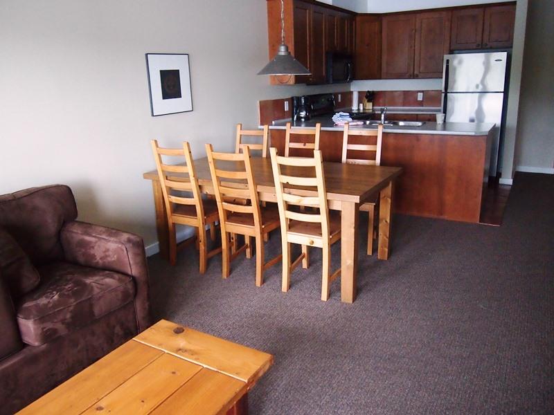 Komforthotel Ucluelet Küche
