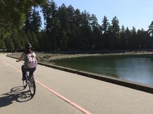 Erkunden Sie Vancouver bei einer Radtour - Kanada Rundreise ab Vancouver