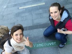 Abfahrt aus Vancouver