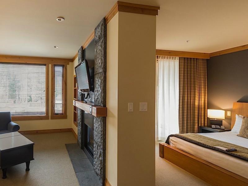 Zimmer Komfort Hotel Whistler