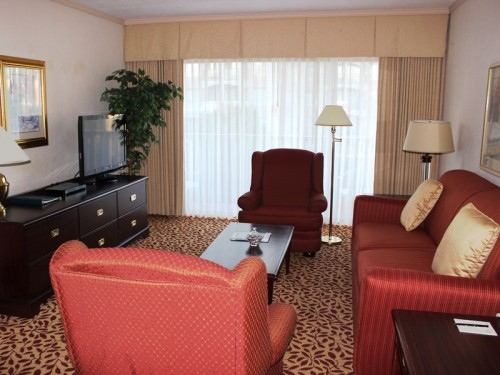 Wohnzimmer in Victoria