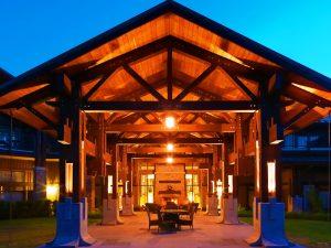 Hotel in Parksville