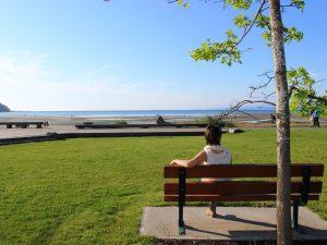 Parksville auf Vancouver Island - Vancouver Island Rundreise
