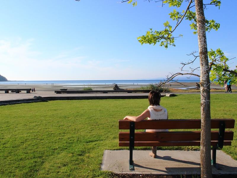 Parksville auf Vancouver Island