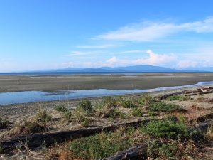 Strand von Parksville - Vancouver Island Rundreise