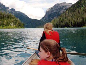 Familienurlaub Kanada