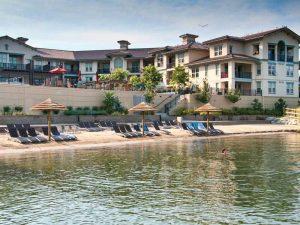 Ufer Familienhotel Osoyoos - Rundreise von Vancouver bis Calgary