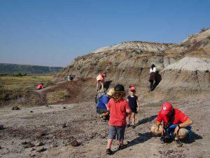 Auf den Spuren der Dinosaurier in Drumheller