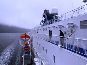 Fjorde Inside Passage