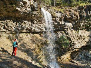 Wasserfälle Kananaskis Country