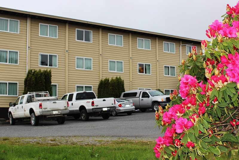 Hotel in Port McNeill