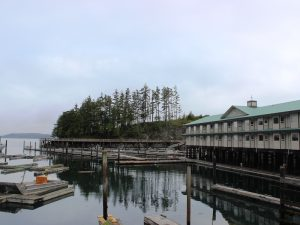 Hafen Telegraph Cove