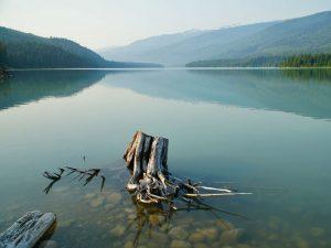 Camping Revelstoke See - Kanada Rundreise ab Vancouver
