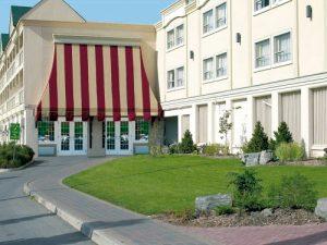 Hotel bei den Niagara Fällen
