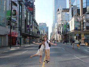 Sightseeing Toronto Metropole Kanada