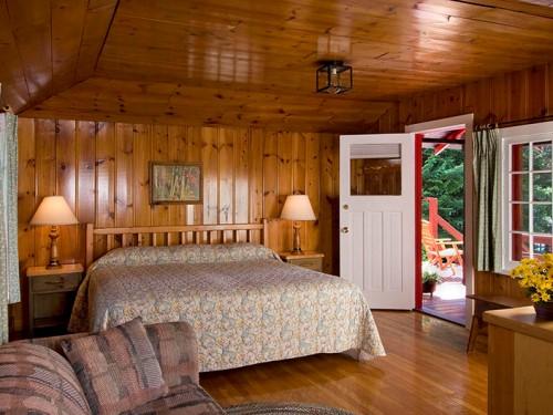 Hotelzimmer Algonquin Provincial Park Familienurlaub