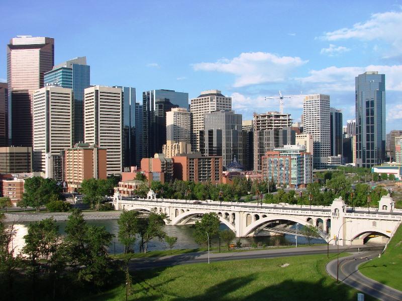 Calgary Stadt