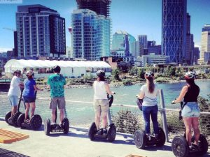Segway Tour in Calgary