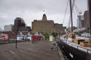 Hafen Bootstour in Halifax Kanada
