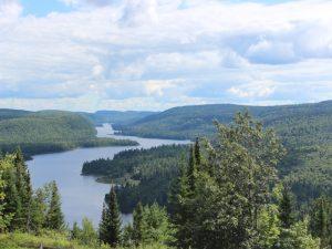 Mont Tremblant Ostkanada Wälder Seen