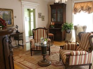 Lunenburg Lounge im viktorianischen Inn