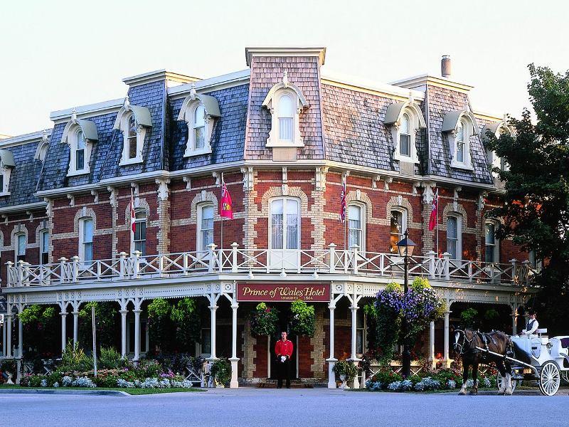 Hotel Niagara on the Lake Familienurlaub