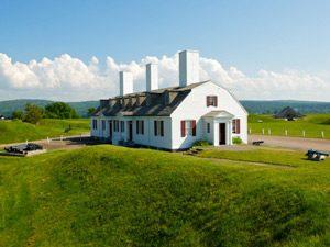 Fort Anne Prince Edward Island