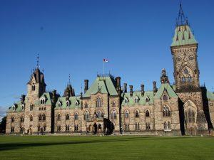 Parlament Ottawa