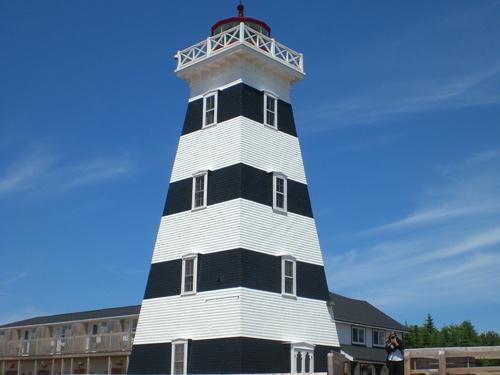 Leuchtturm Prince Edward Island