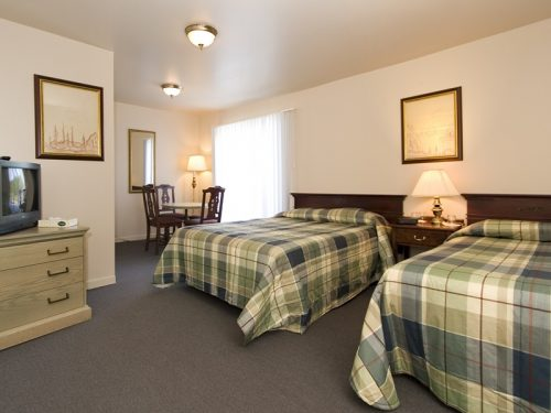 Motel Tadoussac Budget Hotel