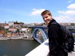 Porto brug Portugal