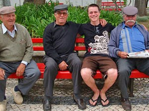 rondreis Portugal locals