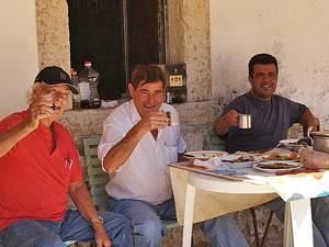 portugal sardines eten
