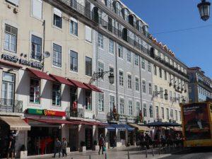 Lissabon centrum