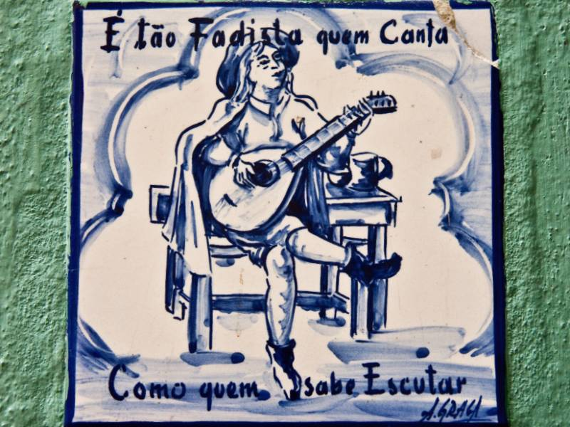 Coimbra tegeltje