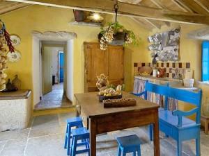 portugal landhuisje keuken