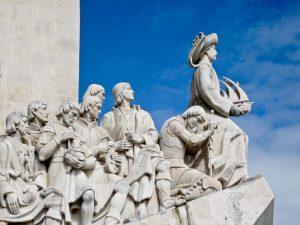 Lissabon - monument der zeevaarders