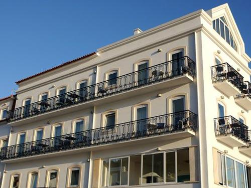 portugal nazare kusthotel