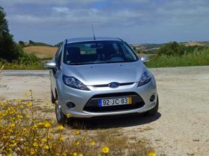 portugal auto onderweg
