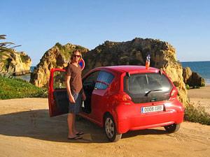 portugal autohuur algarve