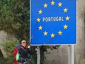 paspoort portugal grensovergang