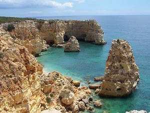 portugal kust