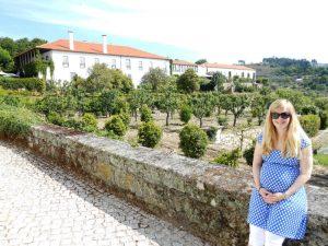 Douro druiven wijnhuis