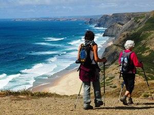 Vila Nova de Milfontes - hiking