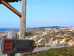 wandelen costa vicentina Portugal