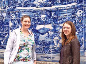 Portugal reizen tegeltjes kunst