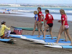 Portugal familiereis met kinderen - surfen